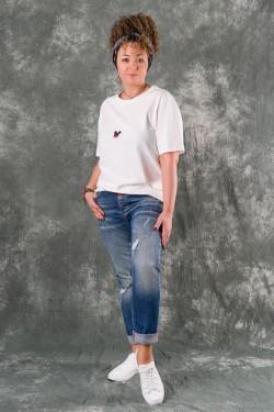 MIRONA - t-shirt z myszką
