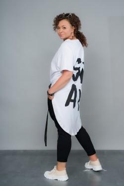 STAY - t-shirt z nadrukiem