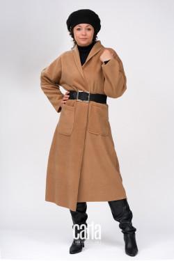JOLLY -  miękki płaszcz,...